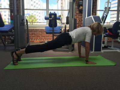 The Power of Planks