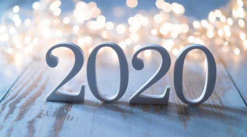 2020: We're Almost Through